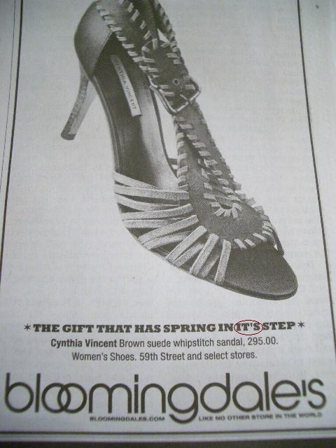 BloomiesShoe