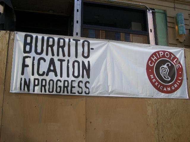 Burritofication