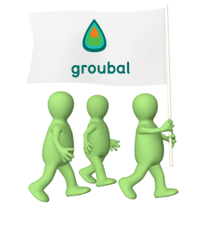 groubal-flag