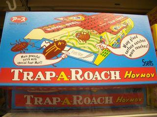 TrapARoach