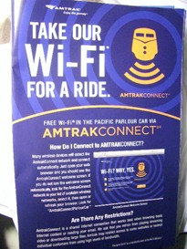 AmtrakConnect