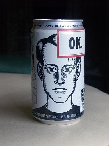 Image result for ok soda