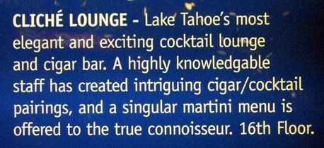 Cliche Lounge