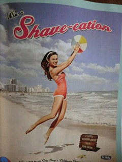 Schick Shave-cation