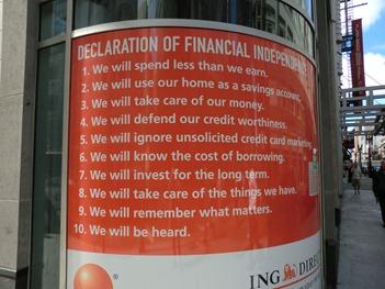 ING Declaration