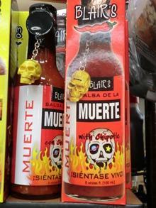Muerte Sauce