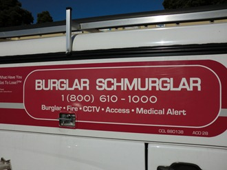 Burglar Schmurglar