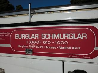 Burglar Schmurglar