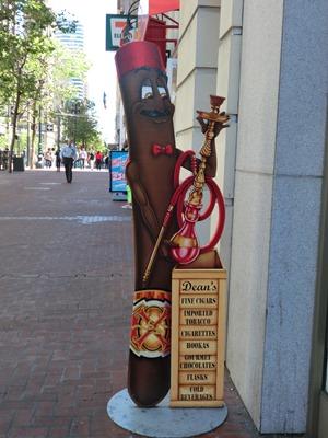 Dean's Cigar Market Street