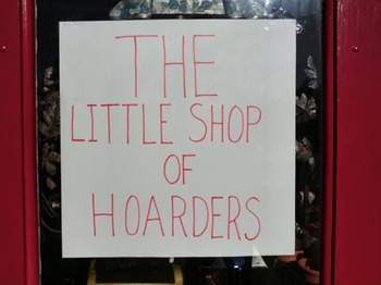Little Shop of Hoarders