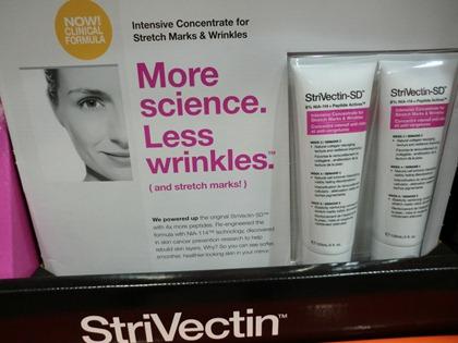 Less wrinkles