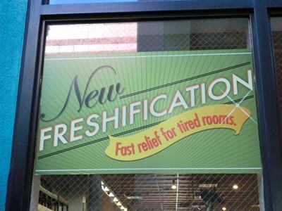 Freshification