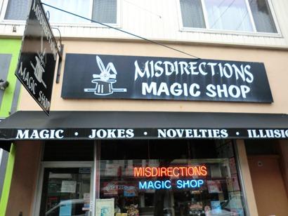 Misdirections