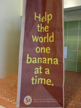 Whole Foods One Banana