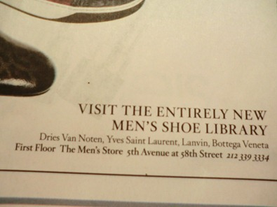 Men's Shoe Library2
