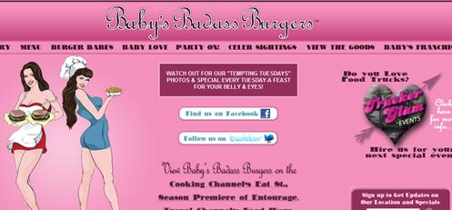Babys Badass Burgers
