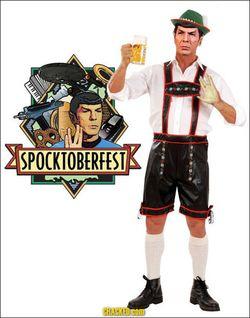 Spocktoberfest