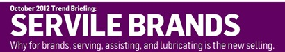 Servile Brands Trendwatching