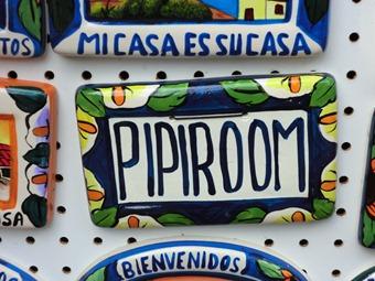 Pipiroom