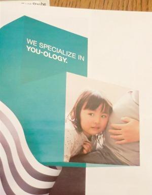 Sutter Health print ad