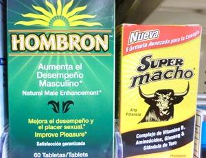 Hombron Super Macho