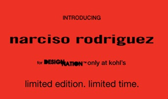 Narciso Rodriguez DesigNation