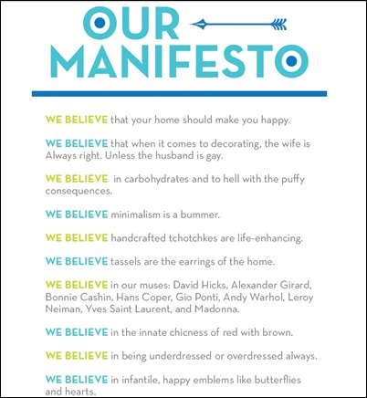 Adler manifesto