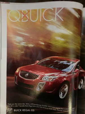 Buick Regal Quick
