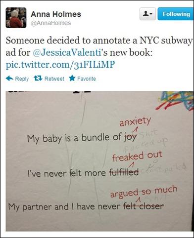 NY subway ad