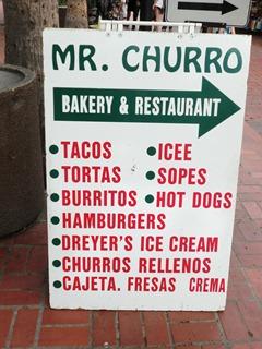 Mr. Churro