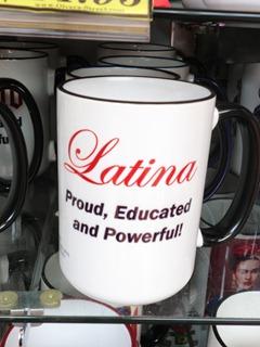 Proud Latina mug