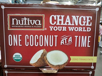 One Coconut at a Time