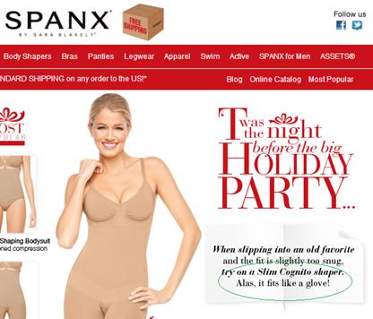 Spanx Alas