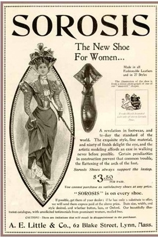 Sorosis ad 1898