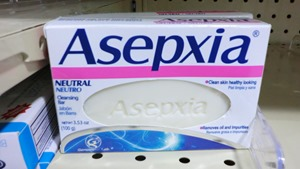Asepxia soap