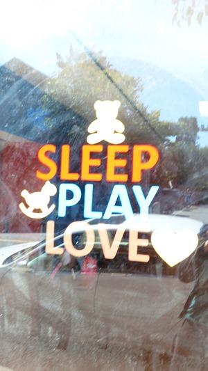 Sleep Pray Love