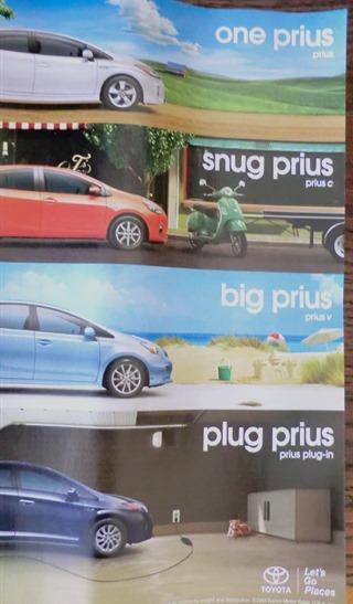 One Prius