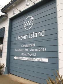 Urban Island