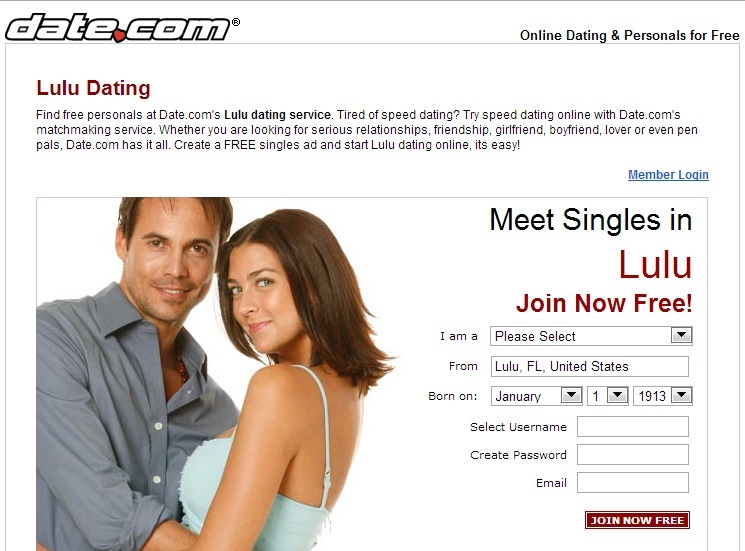 Excutive dating services fl