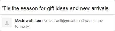 Madewell Tis 11-19