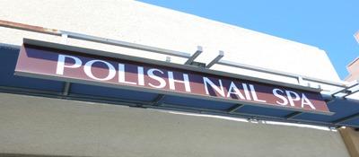 Polish Nail Spa