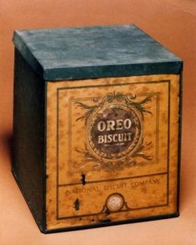 oreo gold tin