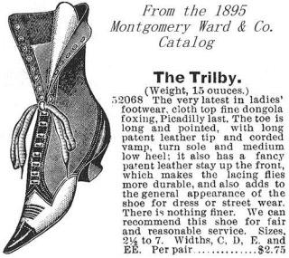 trilby 1895