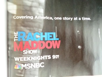 Maddow one story at a time