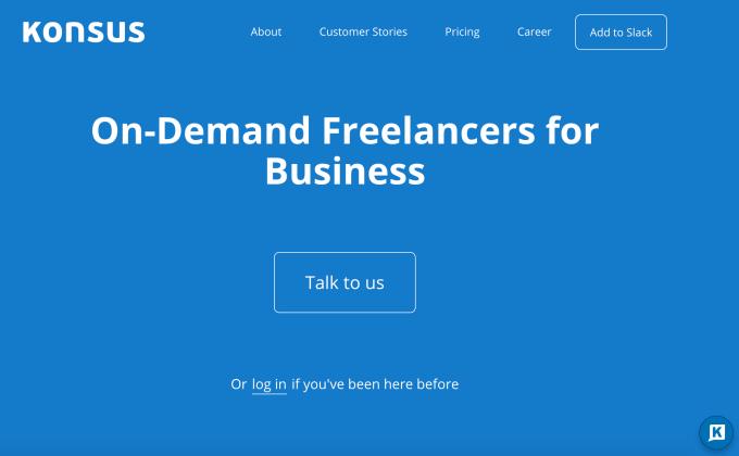Fritinancy: Startups
