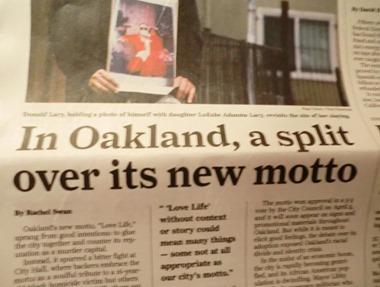 Oakland-motto-chronicle