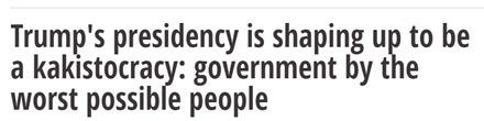 Kakistocracy_daily-kos