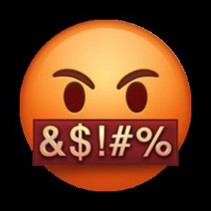 sweary emoji