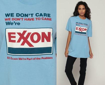 were_exxon_t-shirt