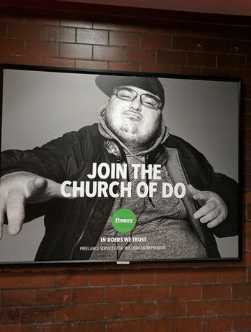 Fiverr church of do